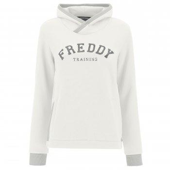 FREDDY FELPA CON CAPPUCCIO